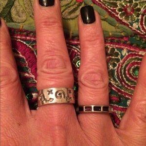 🔥 Bundle of 2 Sterling Silver Rings 🔥